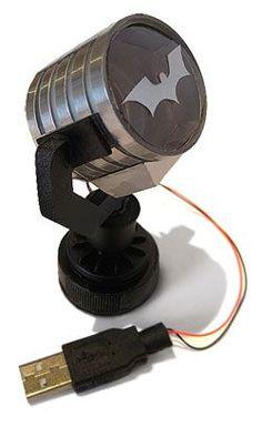 batman Spotlight, fazer o seu próprio modelo de projeto Junk