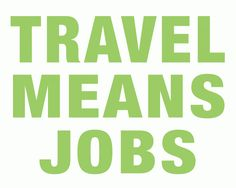 Travel Means Jobs. Over 300 of them within the city limits of #Granbury!