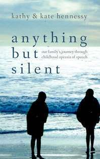 I read this book in 6 hours. cried a lot. but it gave me so much hope for my son. Anything But Silent: A Families Journey Through Childhood Apraxia of Speech