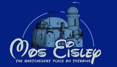 Mos Eisley #StarWars