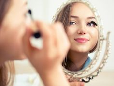 Our favorite makeup tips for teens, including easy tutorials and budget-friendly products, for a gorgeous DIY look you can do on the daily!