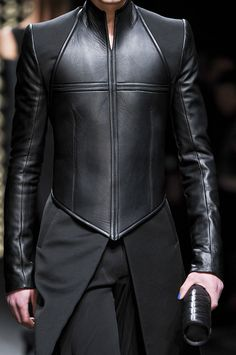 Hard in Hightown 3: the Re-punchening, hostagesandsnacks: Gareth Pugh Fall 2011