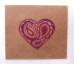 paisley heart by sugarskull7, via Flickr