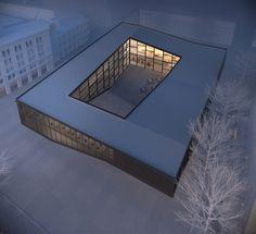 Cultural_Center - mikolai adamus - portfolio