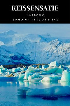 Visit Iceland the land of Fire and Ice, breathtaking !