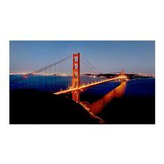 Lights Over the Golden Gate Bridge