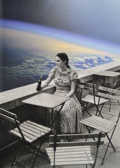 handmade collage