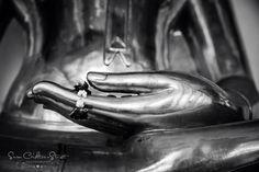 Buddha Hand in Wat Pho, Bangkok.  Susan Crichton-Stuart