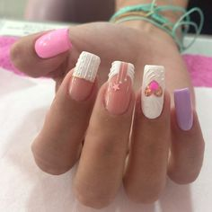 Spa, Nails, Beauty, Instagram, Work Nails, Nail Manicure, Fashion Clothes, Tom And Jerry Cartoon, One Day