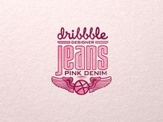 Dribbble Designer Jeans by Arno Kathollnig