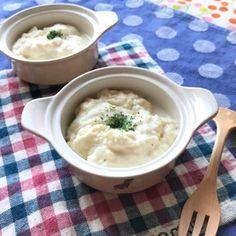 チーズ風味のパンがゆ…高齢の方の低栄養を防ぐ方法のひとつ(読売新聞(ヨミドクター)) - Yahoo!ニュース Soup, Ethnic Recipes, Soups