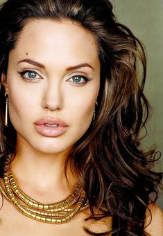 Angelina.  Love the composition.  I'm usually afraid to chop off part of the hair or a shoulder.  Be brave!
