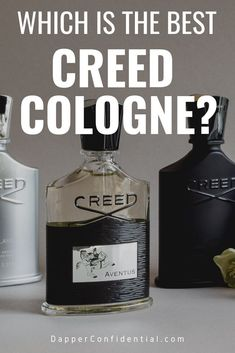 Which is the best Creed cologne for you? Whether you're interested in a block-buster like Aventus or one of the lesser known fragrances like Santal, we explore our top picks from the heritage perfume brand. Best Perfume For Men, Best Fragrance For Men, Best Fragrances, Popular Perfumes, Creed Perfume, Creed Fragrance, Perfume Logo, Creed Cologne, Men's Cologne