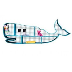 Wall Shelf - Whale | Cult Furniture UK