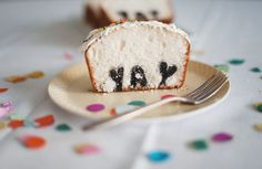 How to make a sweet typography birthday cake