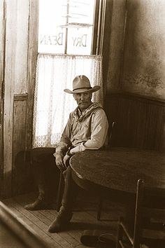 Rober Duvall in Lonesome Dove
