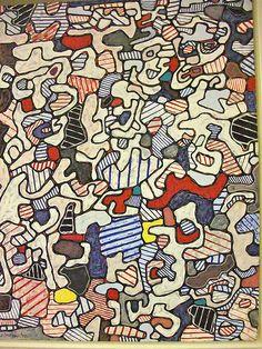 "Jean+Dubuffet:+""Nung+stans""+(1965)"