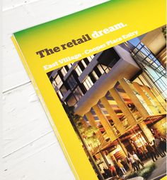 East Village - A3 Retail Leasing Document