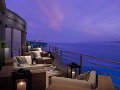 Royal Penthouse Suite, President Wilson Hotel Geneva - Switzerland