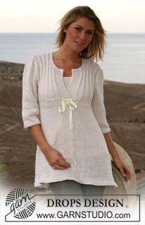 Modèles tricotés en DROPS Cotton Viscose ~ DROPS Design