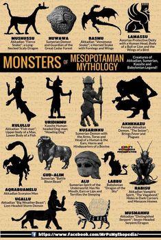 Mesopotamian Monsters