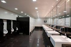 Banheiros Públicos – Brasília Shopping | Arquiteto Daltônico