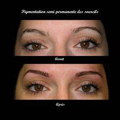 pigmentation des sourcils par l 39 atelier du sourcil maquillage semi permanent pinterest. Black Bedroom Furniture Sets. Home Design Ideas