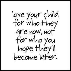 Autism love your child