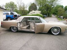 Had my first date in a lincoln with suicide doors. Does that tell you how old I am???
