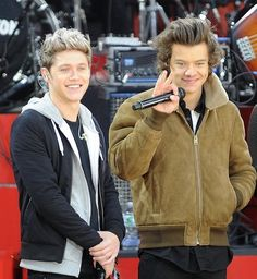 Niall Horan and Harry Styles admit they are both single