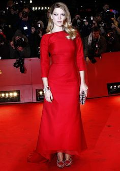 lea seydoux red carpet - Google 検索