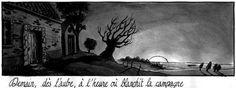 1.     De quoi s'agit –il?  Le poème est à propos d'un homme (Victor Hugo) qui va aller visiter le tombe de sa fille.  2.     Comment l'atmo...