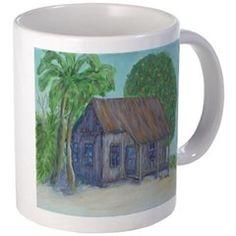 OLD FLORIDA CRACKER HOUSE II Mug
