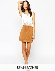 The Skirt Trend You Need to Know For Fall | A Pinch of Lovely | Southern Fashion & Style Blog