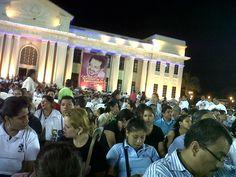 Plaza de La Revolucion Managua, Nicaragua.
