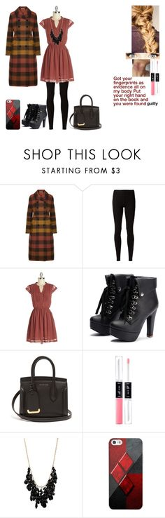 """""""Day 1: Little Mix - Case Closed"""" by ilovecats-886 ❤ liked on Polyvore featuring Bottega Veneta, Rick Owens Lilies, Alexander McQueen, Plum Pretty Sugar, Lori's Shoes and Samsung"""