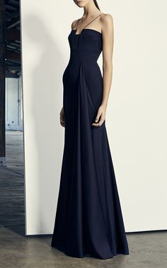 Ryland Drape Gown by ALEX PERRY for Preorder on Moda Operandi