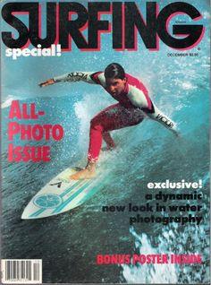 Surfing Magazine Retro Cover