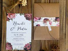 ♥♥♥ Estudio Amora Nosso prazer é poder proporcionar aos noivos um convite que transmita para seus convidados a personalidade deles, pois entendemos a importância que ... http://www.casareumbarato.com.br/guia/studio-amora/