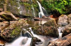 The secret waterfall in argyll  The 64 most stunning pictures of Scotland.. EVER - Scotland Now