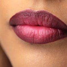 Verführerische Ombré-Lips: Mit diesem genialen Trick schminkst du deine Lippen voller!