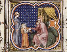 Petrus Comestor, Bible historiale, Meermanno Koninklijke Bibliotheek, La Haye - Szukaj w Google