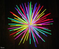 Today I thought I'd share a fun DIY glow stick centerpiece that I bet your guests would LOVE if you're entertaining for Halloween! The whole thing costs hardly anything to make and once you make it, it's easy to pull the glow sticks out and replace them again for your next party!! Check out how …