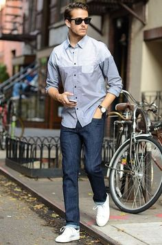 Men's Fashion Clothes for Nightclub