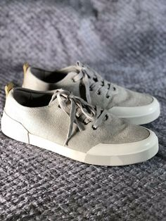 7f9f3e3aa77d Brand new beige  tan sneakers size 42 US size 8 men US Vince · Casual Shoes