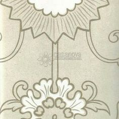 Papel Pintado 3209-001 del catálogo Ornate de Casadeco