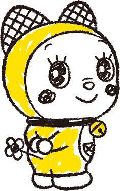 I'm Doraemon(アイム ドラえもん) | サンリオ Dream Moon, Doraemon Cartoon, Doraemon Wallpapers, Girls Dp Stylish, Anime Fnaf, Tokyo Ghoul, Sanrio, Anime Characters, Kitty