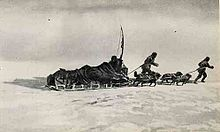 The Ross Sea party was a component of Sir Ernest Shackleton's Imperial Trans-Antarctic Expedition 1914–17.