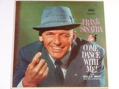 9c6b9812ce3 Frank SInatra - Come Dance with Me - Billy May -