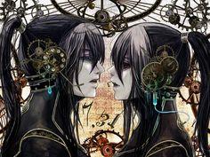 Gakupo and Gakuko